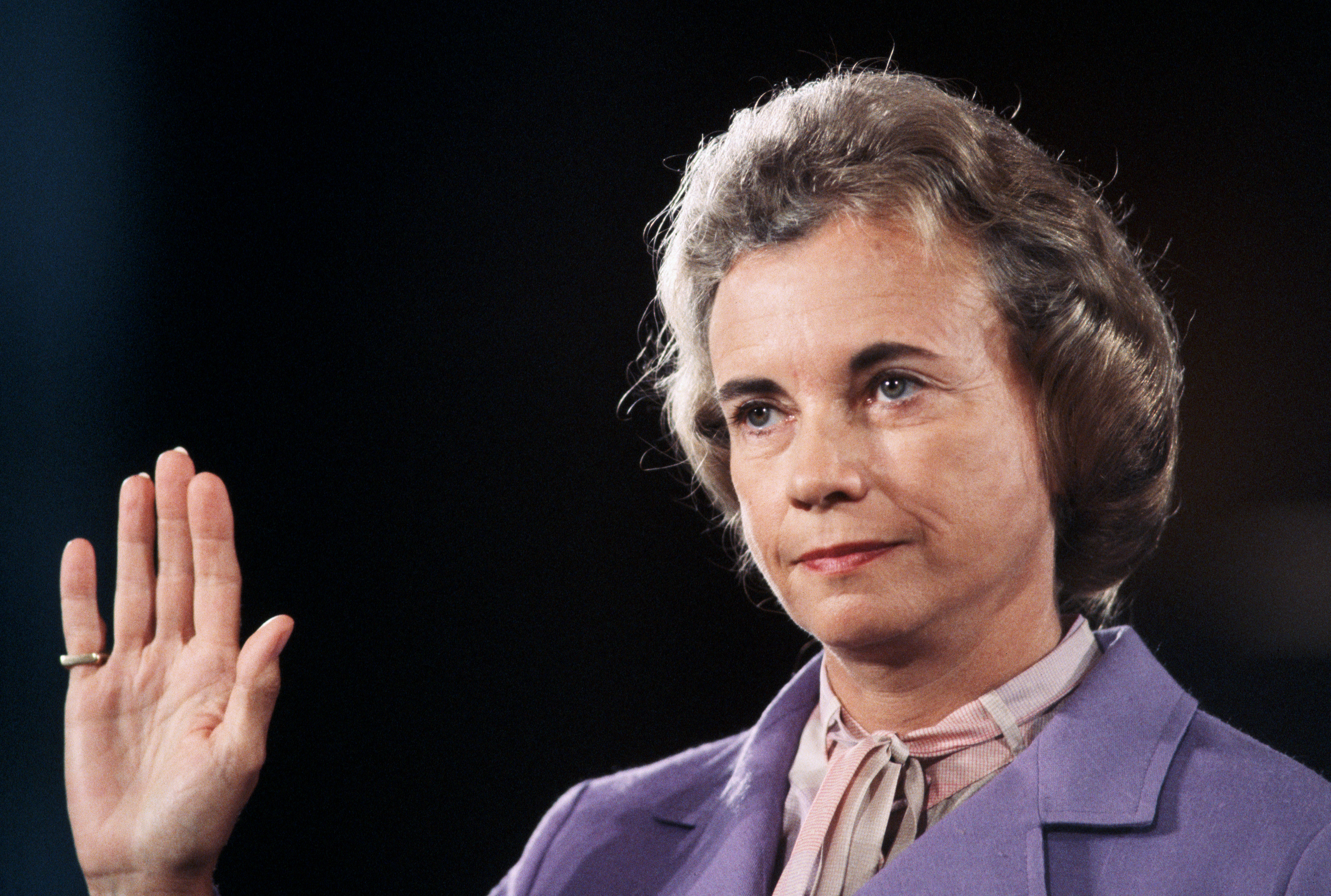 a biography of sandra day oconnor a jurist on the supreme court Sandra day o'connor is a retired united states supreme court a conservative jurist, has criticized o'connor's speeches and op-eds for hyperbole and.