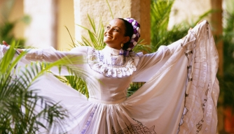 aguascalientes, mexico, dancer, mexican dress