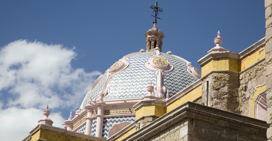 aguascalientes, mexico, senor del encino church