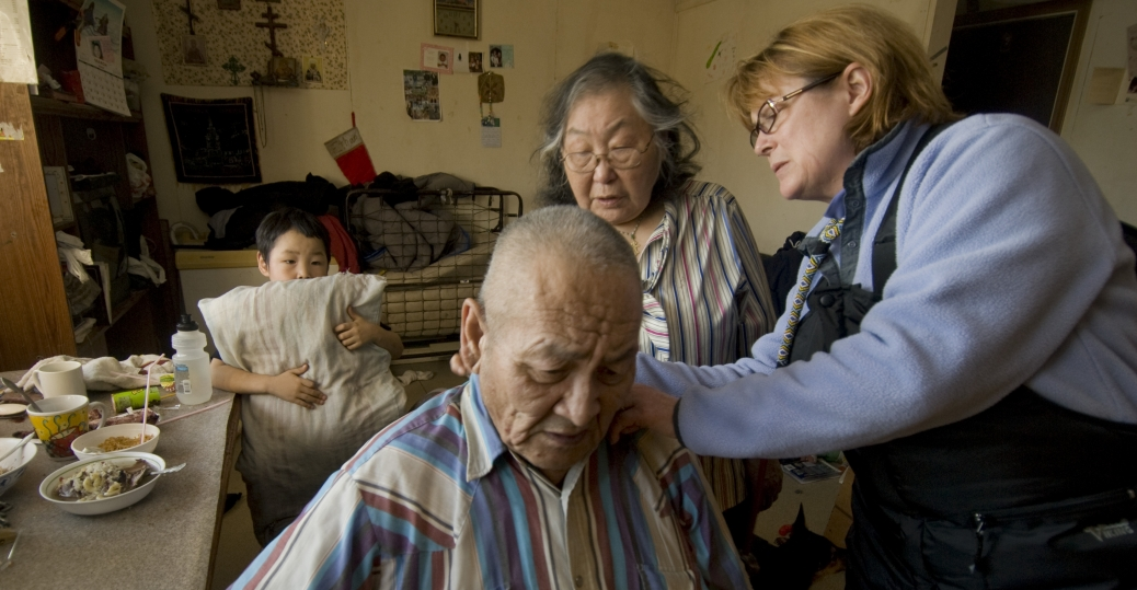 native american villager, southwestern alaska, health care, medical care, native americans, native american legislation