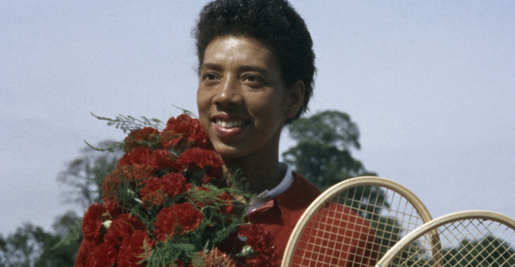 althea gibson, the french championships, the french open, paris, france, 1956, tennis, black history, black women athletes