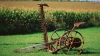 horse-drawn mower, reapers, cyrus mccormick, agriculture production, 1800s, industrial inventions