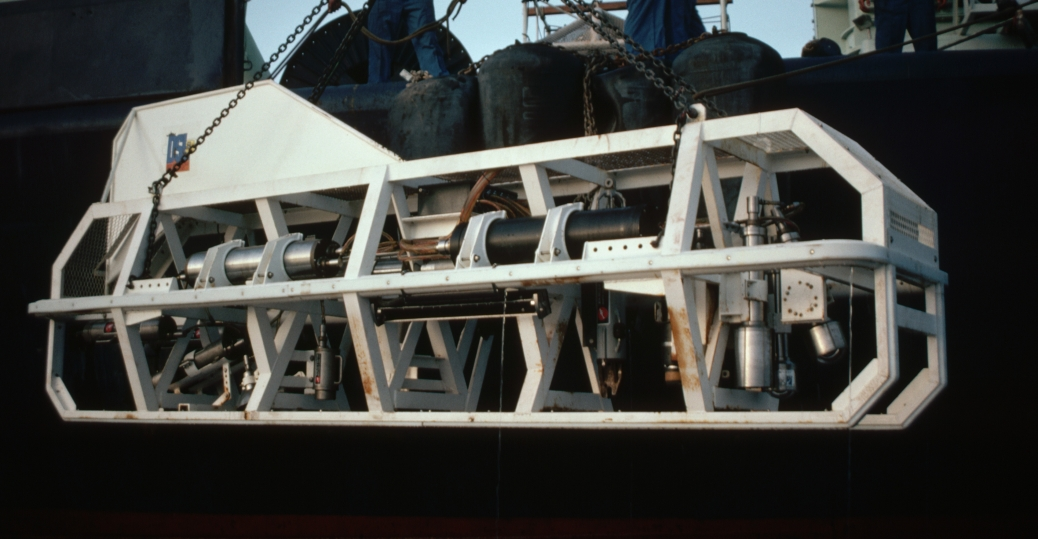 argo, the wreck of the titanic, deep sea camera, 1985, the titanic
