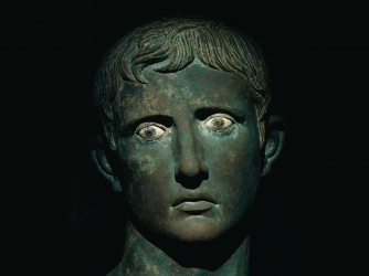 Augustus Caesar, first roman emperor, death of julius caesar, the roman republic, ancient rome, roman leaders, roman emperors