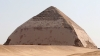 king snefru, dahshur, bent pyramid of dahshur, ancient egypt, egyptian pyramids