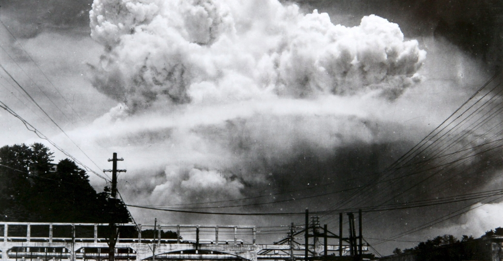 atomic bomb, 1945, nagasaki, world war II