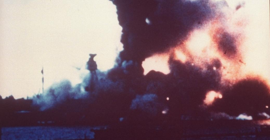 uss arizona, battleship, world war II, pearl harbor, attack on pearl harbor