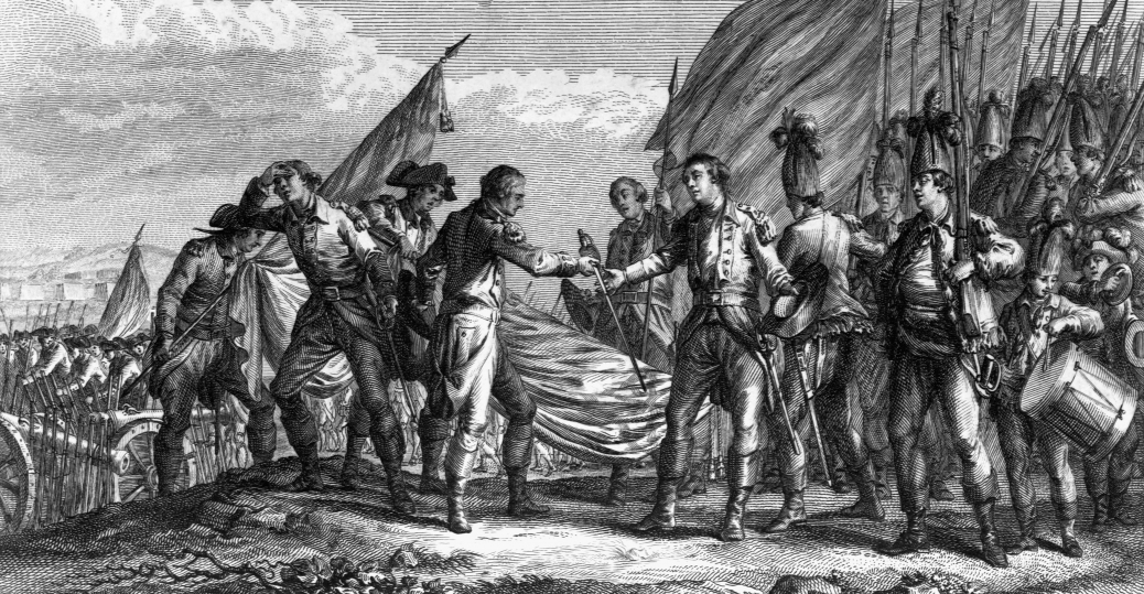 1777, general horatio gates, british troops, american forces, new york, british surrender, general john burgoyne, saratoga, the american revolution
