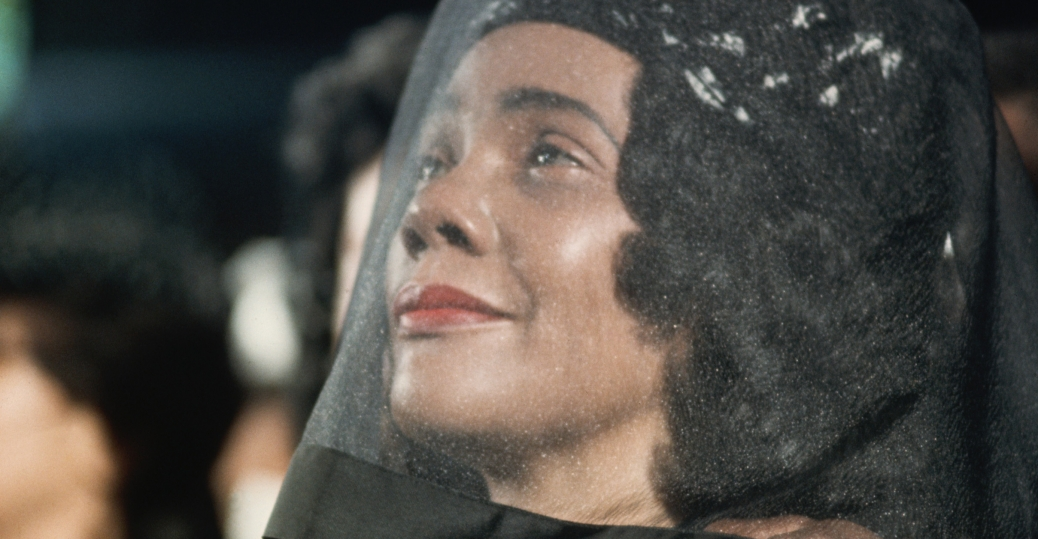 coretta scott king, atlanta, georgia, martin luther king jr., martin luther king jr.'s funeral