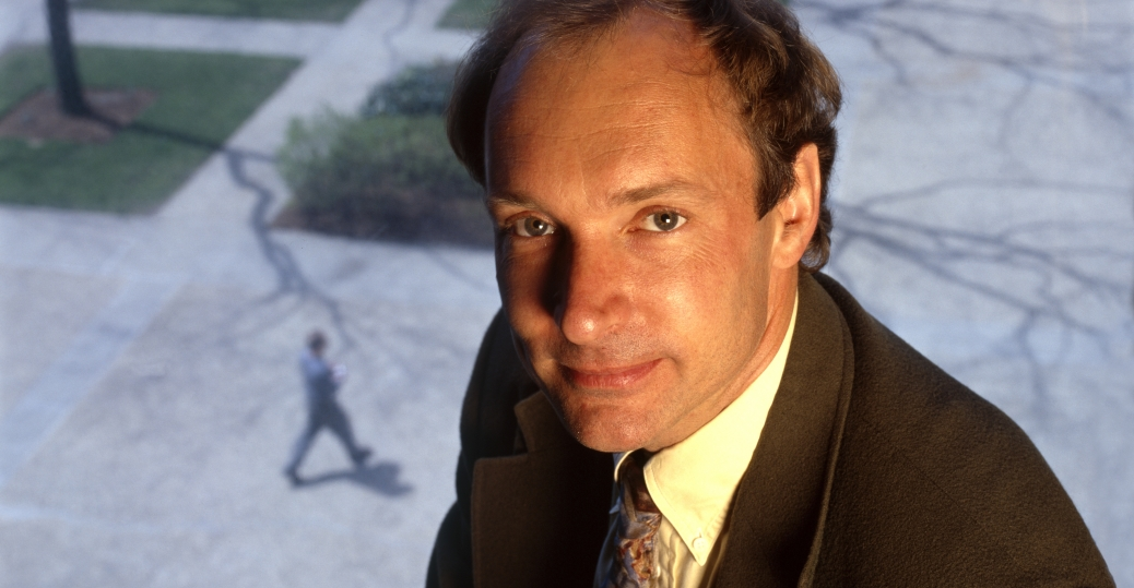 tim berners-lee, physicist, computer scientist, the world wide web, invention of the internet, 1990, robert cailliau, communication inventions