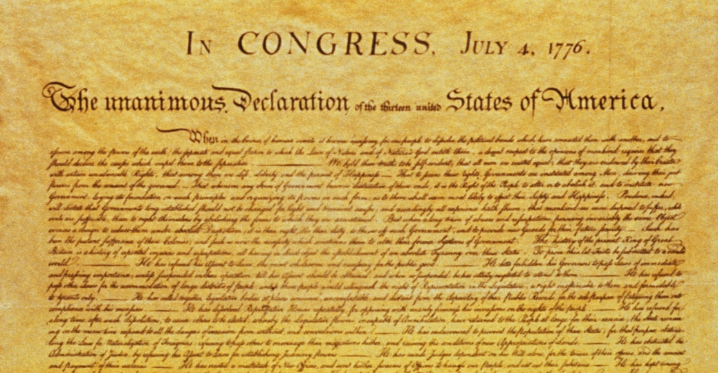 declaration independence A summary of preamble in thomas jefferson's the declaration of independence (1776) learn exactly what happened in this chapter, scene, or section of the declaration of independence (1776) and what it means.