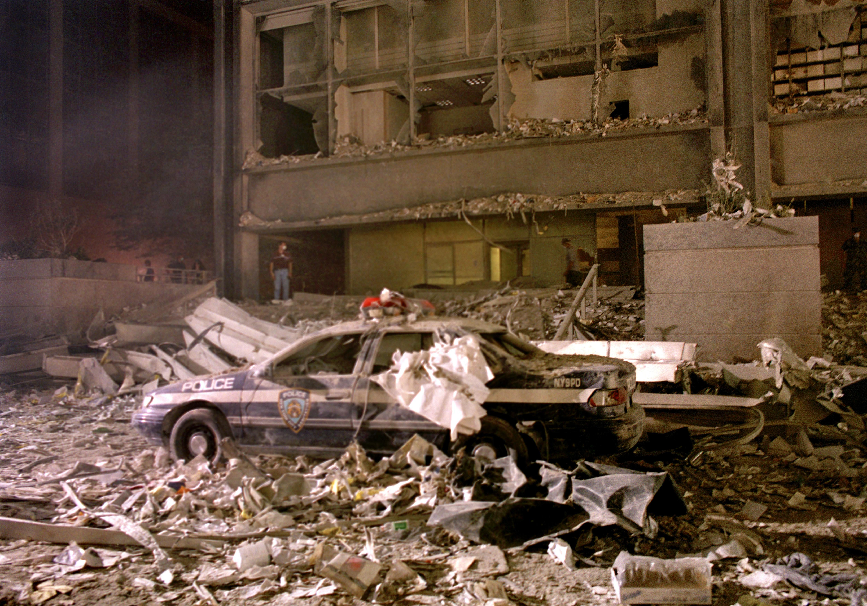 september 11 attacks and world trade center essay