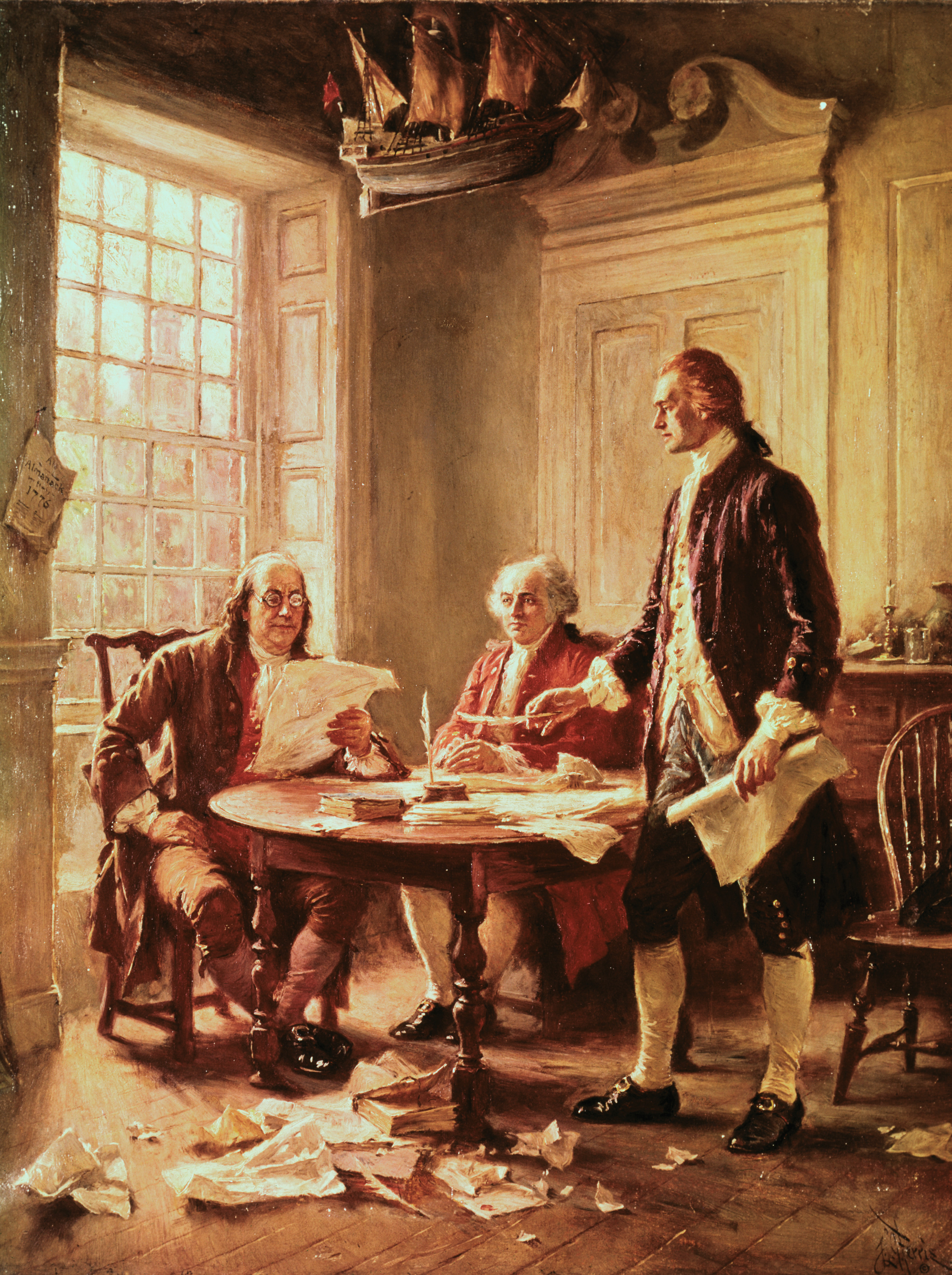 writing of declaration of independence american revolution american revolution continental congress