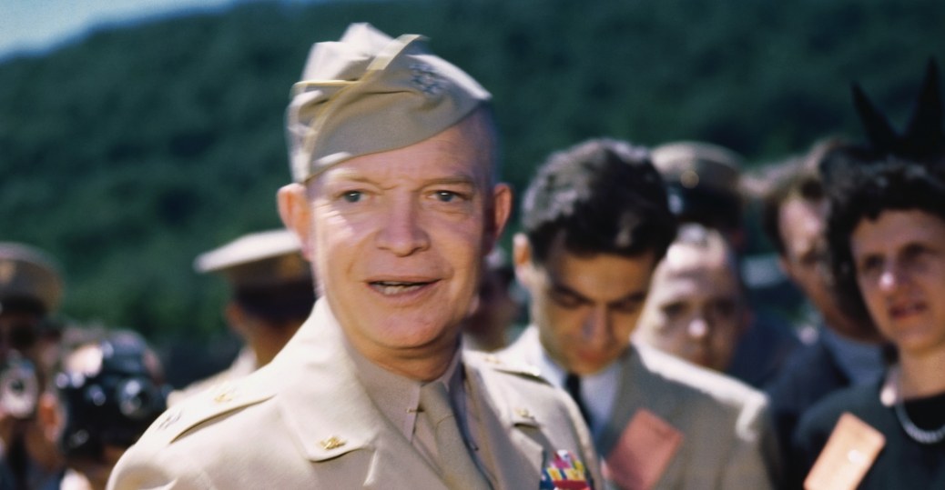 dwight d. eisenhower, allied forces, allied military leaders, western europe, world war II, ike eisenhower