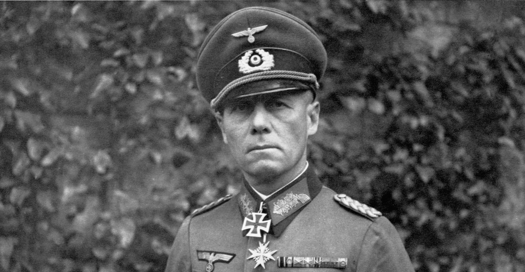 erwin rommel, desert fox, north african theater, world war II, axis military leaders