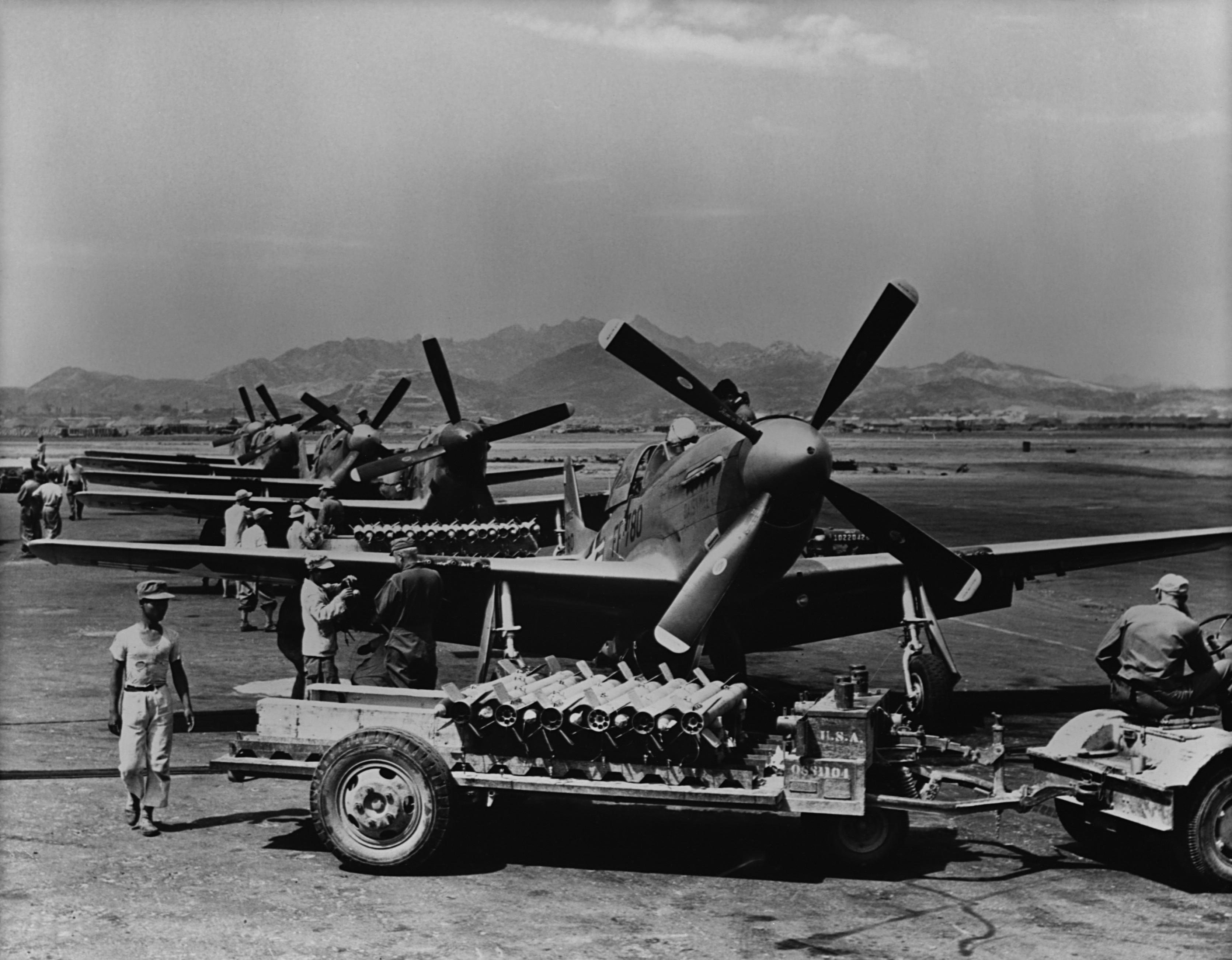 Korean War Aircraft Aircraft World War ii