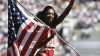 florence griffith joyner, flojo, gold medals, 1988 olympics, seoul, south korea, 100 meter, 200 meter, black history, black women athletes
