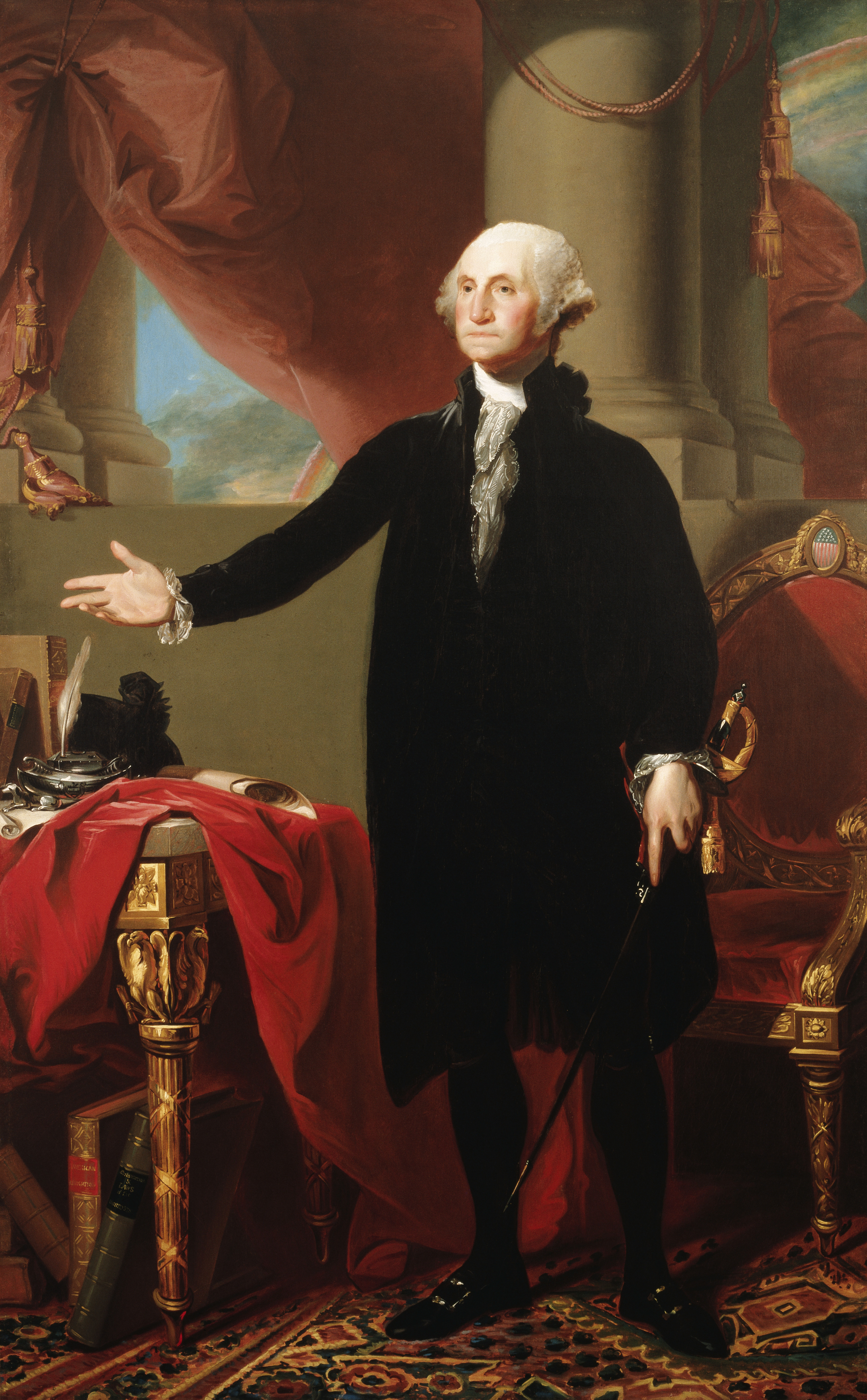 the influence of george washington on the independence of america George washington, on the other hand, always remained active on a larger stage like other members of the virginia gentry if independence was to be won.
