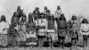 geronimo, apache chief, u.s. policy, apache warriors, 1886, geronimo surrenders, native americans, native american warriors, native american battles