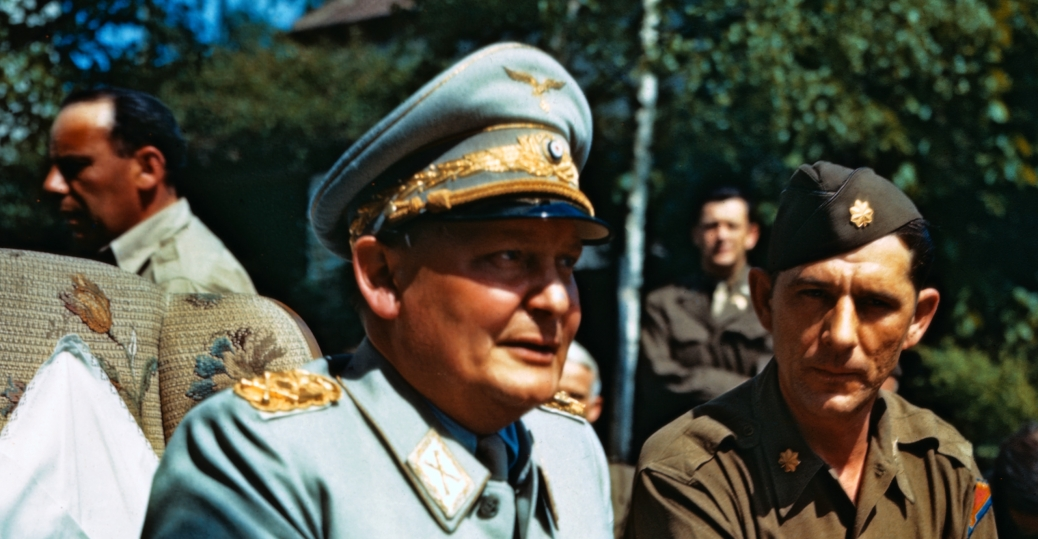 hermann goering, nazi, gestapo, nazi secret police, world war II, axis military leaders