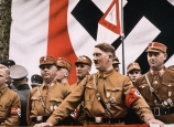 adolf hitler, national socialist party, nazi, germany, world war II, political leaders, dortmund rally, axis military leaders