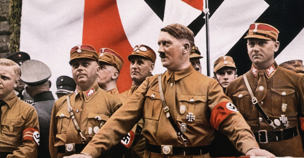 a biography of adolf hitler and a history of the nazi party Adolf hitler was the infamous dictator of germany who carried out people chose not to vote for hitler's nazi party and he won a - adolf hitler biography.