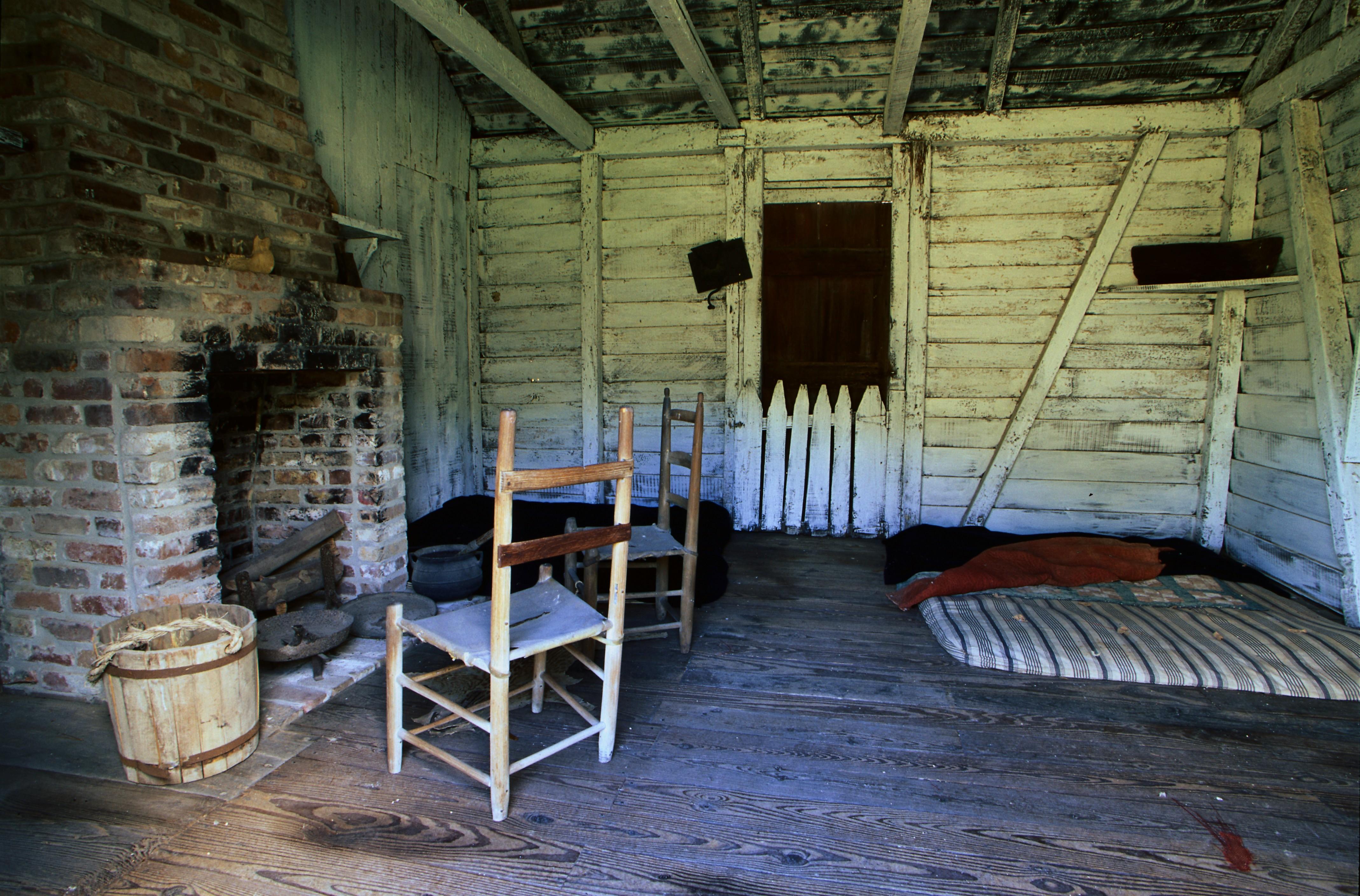 Slave Cabin At Laura Plantation Slave Life Pictures