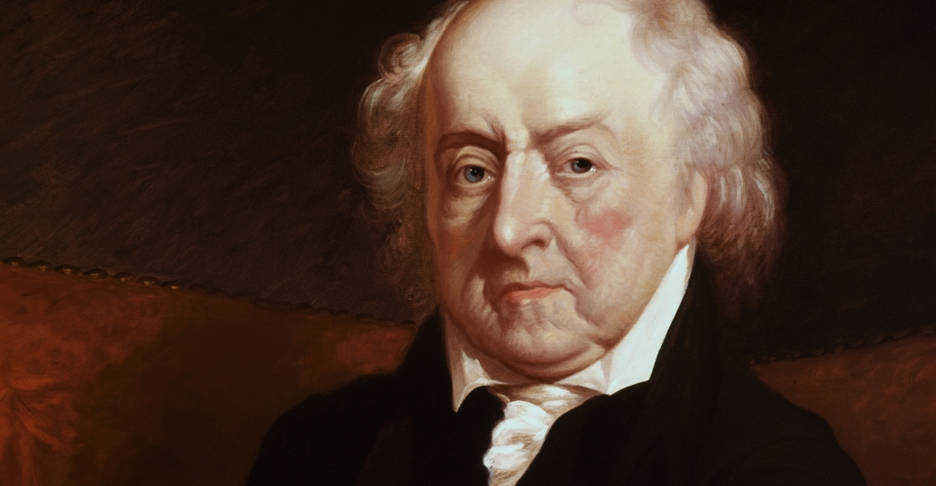 a biography of john adams an american president John adams became the second president of the united states when he took  the  born on 19 october 1735, adams was sixty-one when he took office  fall  of 1774 marked the beginning of john adams' career as an american statesman.