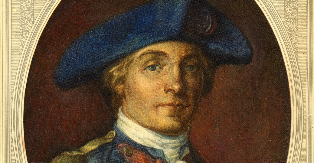 john paul jones, american naval war hero, the american revolution, key military figures