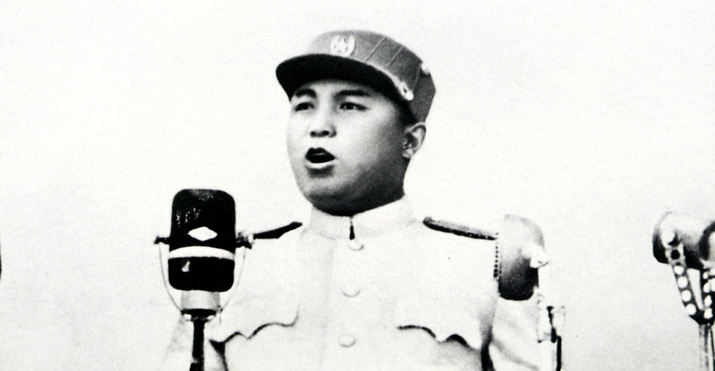 kim II-sung, north korea, 1948, 1994, soviet union, the korean war, korean peninsula, communist