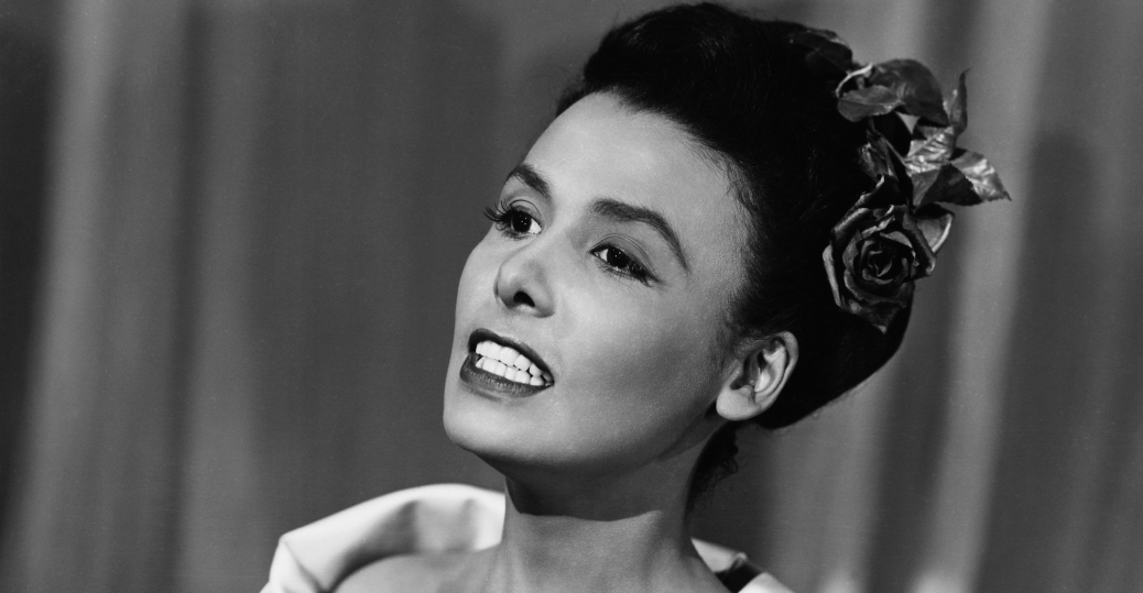 lena horne, singer, actress, stormy weather, 1943, black history, black women musicians