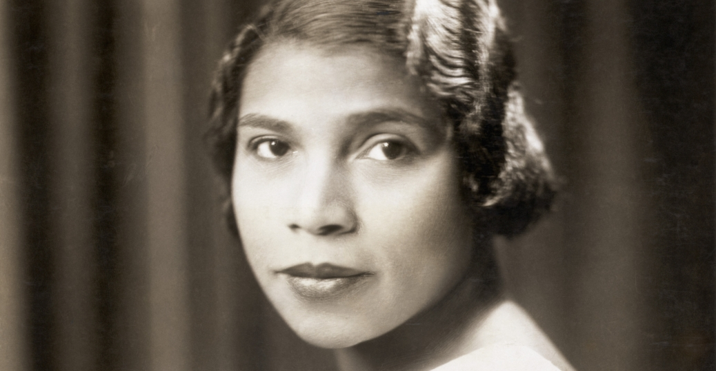 marian anderson, the new york metropolitan opera, contralto singer, black history, black women musicians