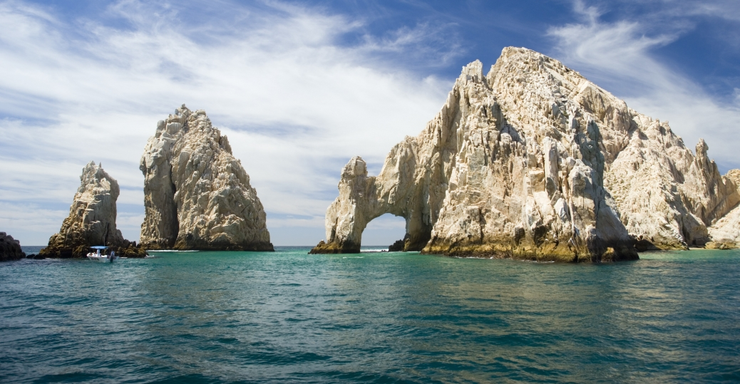 el arca, land's end, baja california sur, mexico