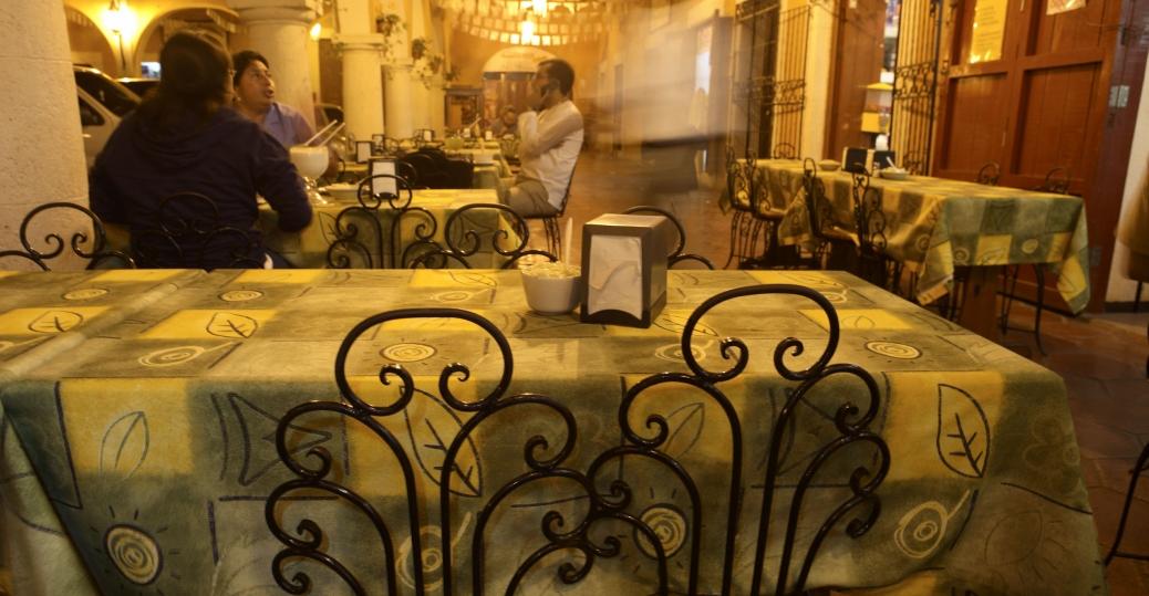 cenaduria portales, famous restaurant, campeche, mexico