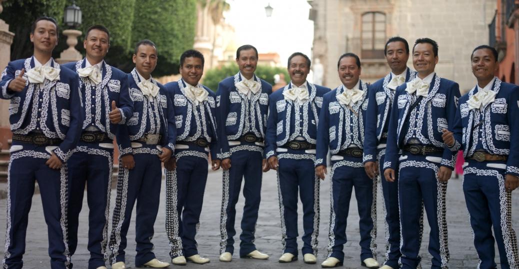 guanajuato, mexico, mariachi band