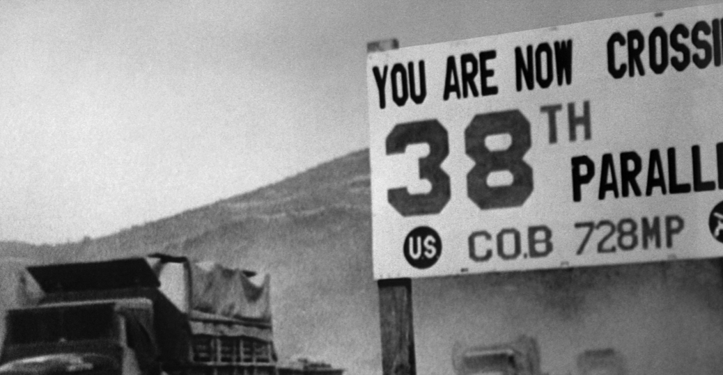 38th parallel, north korea, south korea, 1950, the korean war, korean peninsula