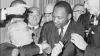 martin luther king jr, civil rights, civil rights leader, black history, president lyndon johnson, dr. king, 1964, civil rights act