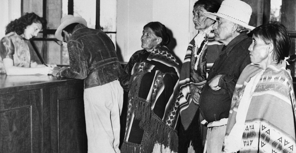 native americans, native american legislation, voting rights, registering to vote, 1948, native americans register to vote, new mexico