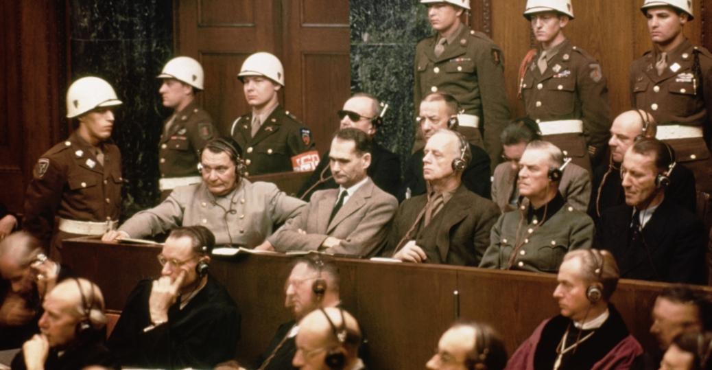 20 de novembro de 1945: Início dos julgamentos de Nurembergue