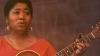 odetta, folk singer, berkley community center, 1958, black history, black women musicians