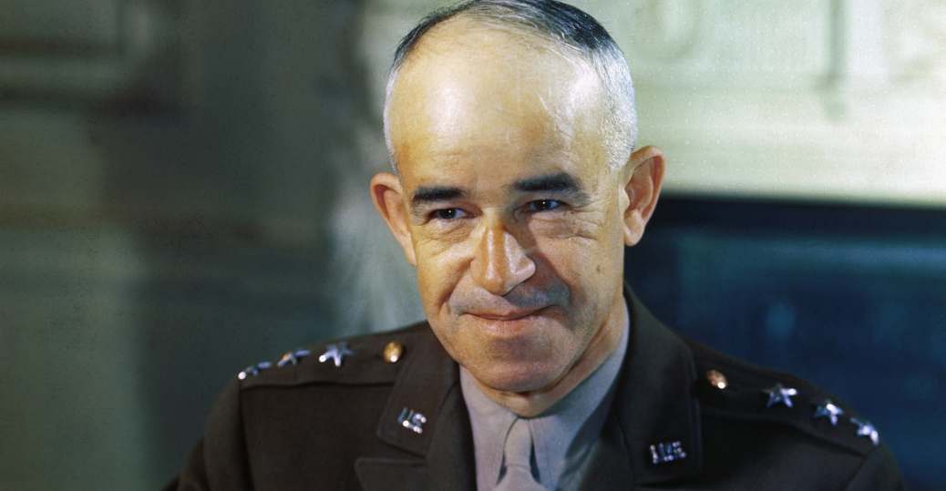 lieutenant general omar bradley, 12th army group, world war II, allied military leaders, 1944, general omar bradley