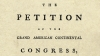 1774, the first continental congress, king george III, boycott, british goods, petition of grievances, american colonies, the american revolution