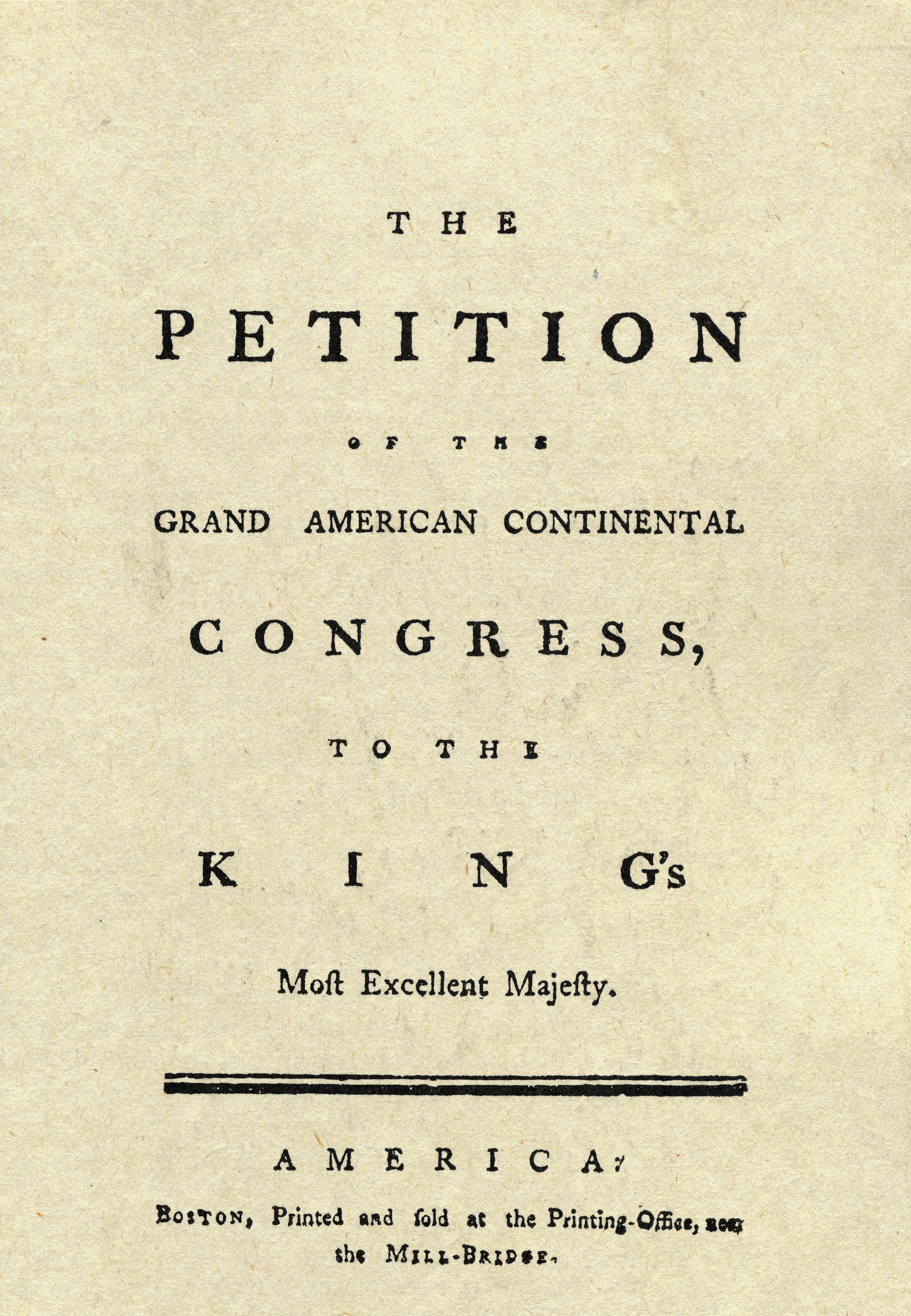a look at the grievances against the british crown by the american colonists The french and indian war took on a new significance for the british north american colonists when william pitt the elder decided that major military resources needed to be devoted to north america in order to win the war against france.