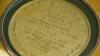 uss missouri, tokyo bay, surrender of japan, world war II, end of world war II, uss missouri plaque, 1945