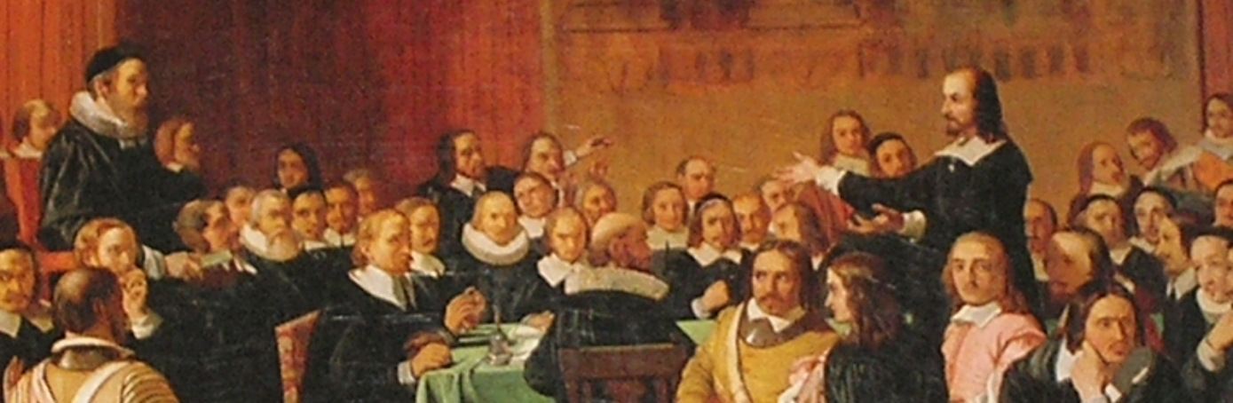 religion and the puritan in america The pilgrims and puritans come to america to avoid religious persecution  politics and religion were closely linked in puritan new england government.