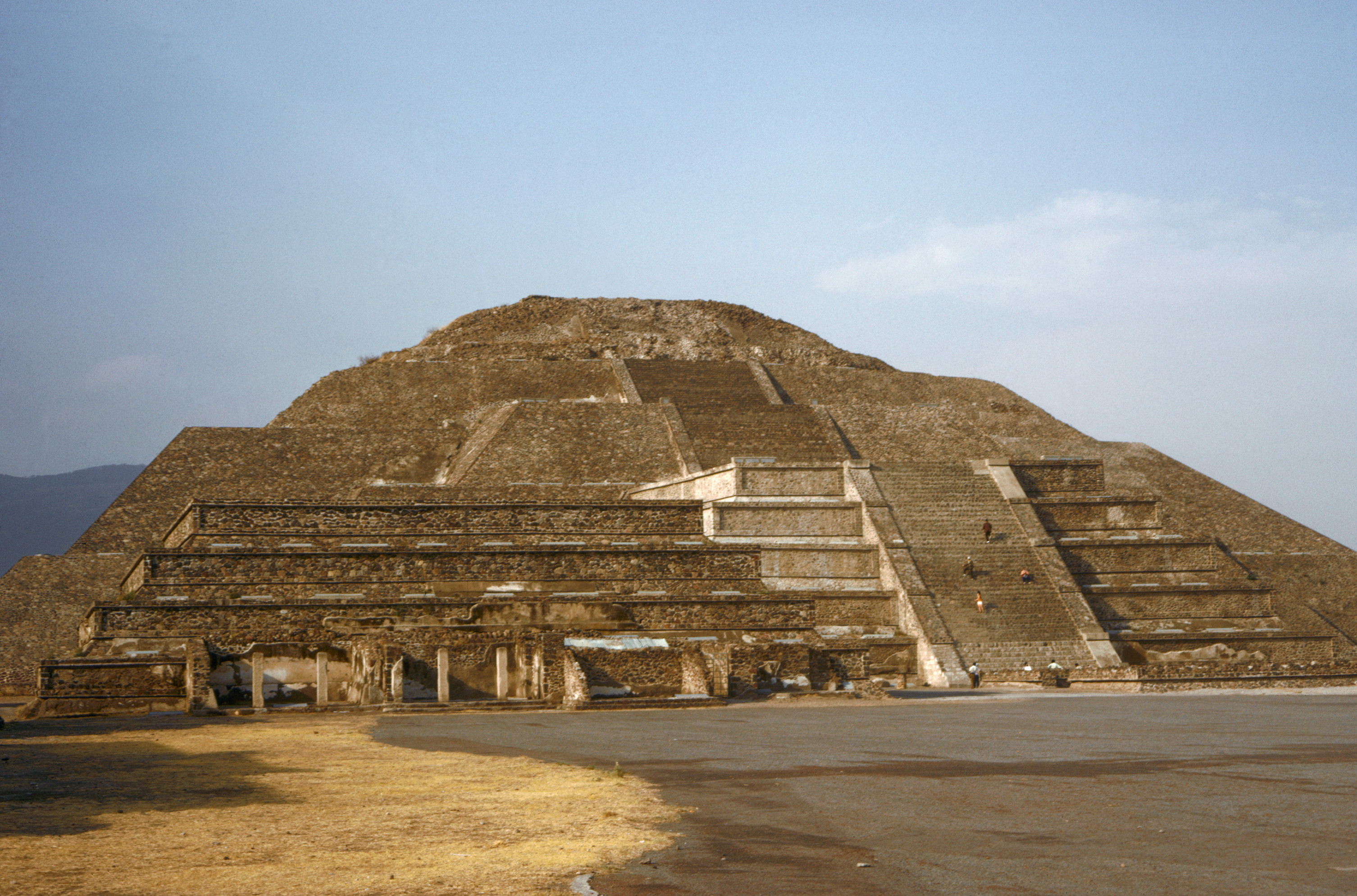 an introduction to the history of the pyramid of the sun Combined earth's and sun's gravitational field  the great pyramid of giza stands alone as the last monument of the seven wonders of the  throughout history .
