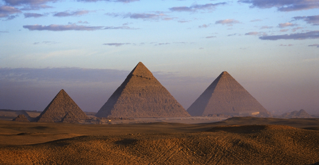 a history of the pyramids in egypt How the pyramids at giza were built is one of egypt's biggest mysteries.