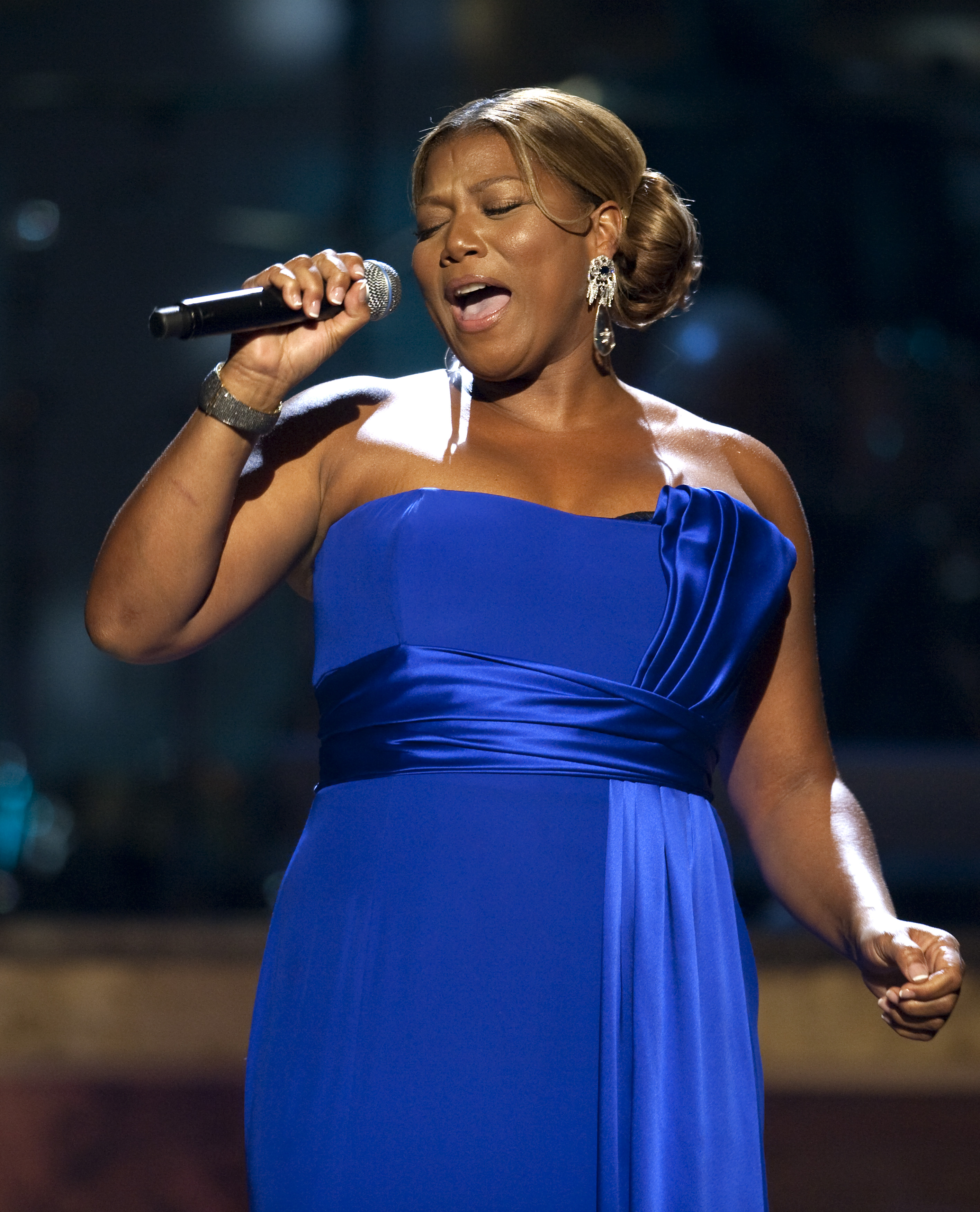 Singer And Actress Queen Latifah Performs At The Bet Honors Awards In Washington Black Women