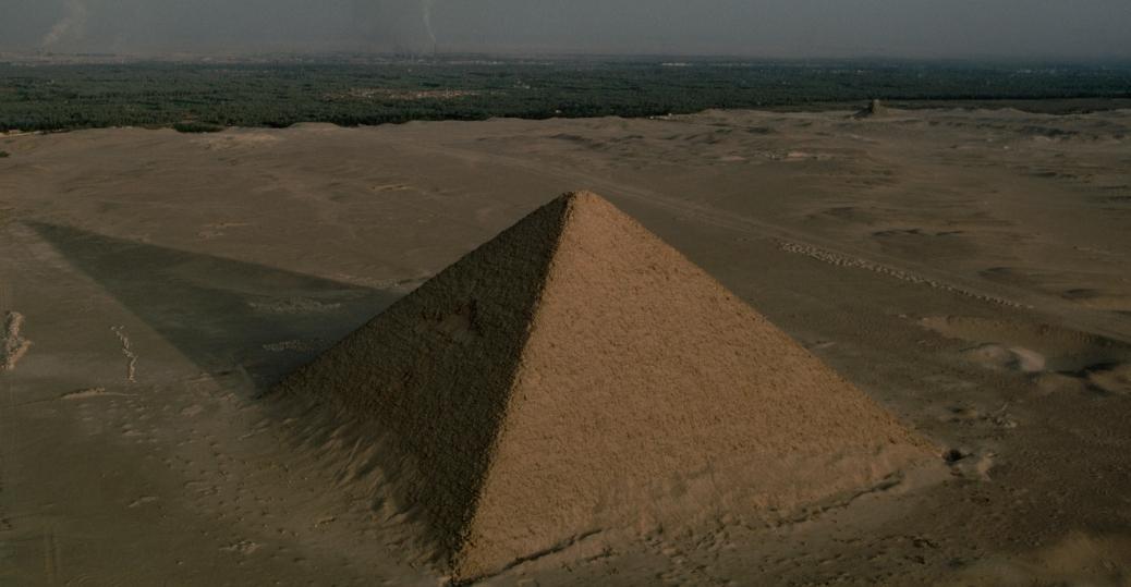 the north pyramid of dahshur, king snefru, 2575 BCE, 2551 BCE, ancient egypt, egyptian pyramids, red pyramid of dahshur