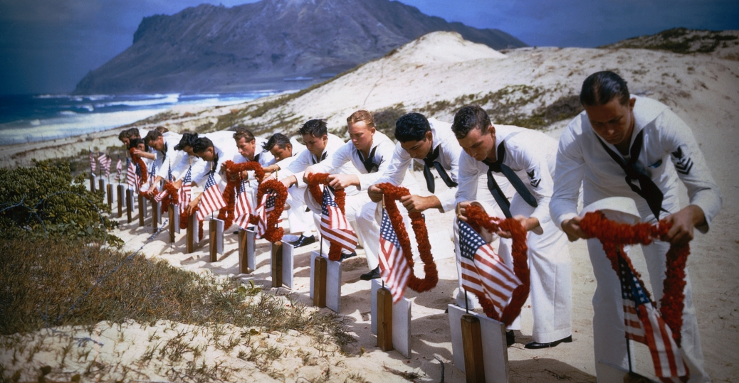 1941, naval air station, kaneohe, hawaii, pearl harbor, pearl harbor attacks, world war II, pacific ocean, graves, pearl harbor memorial